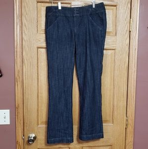 Maurices Dark Denim Jeans Size 11/12